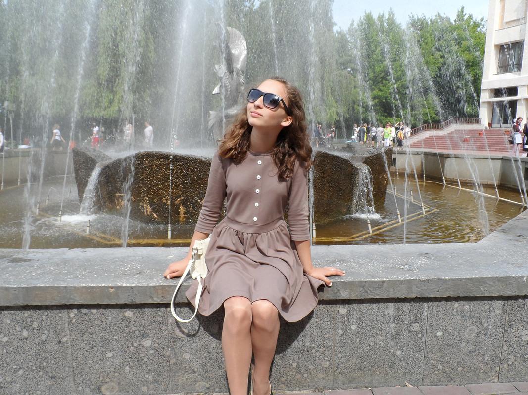 Платье дляЛизы от Anna ANG8