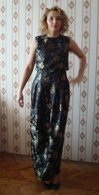 Платье кдню рождения, которое пригодилось длявыпускного!