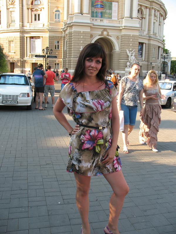 Любимое летнее платье)