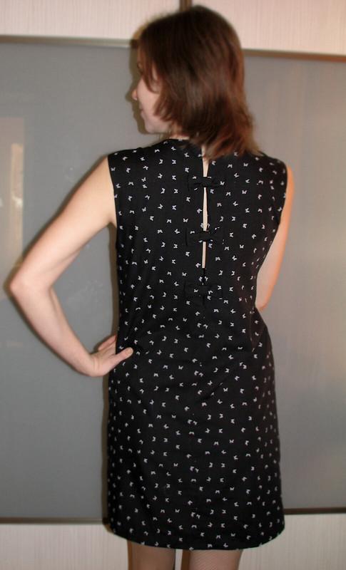 Платье «Бабочки иБантики»