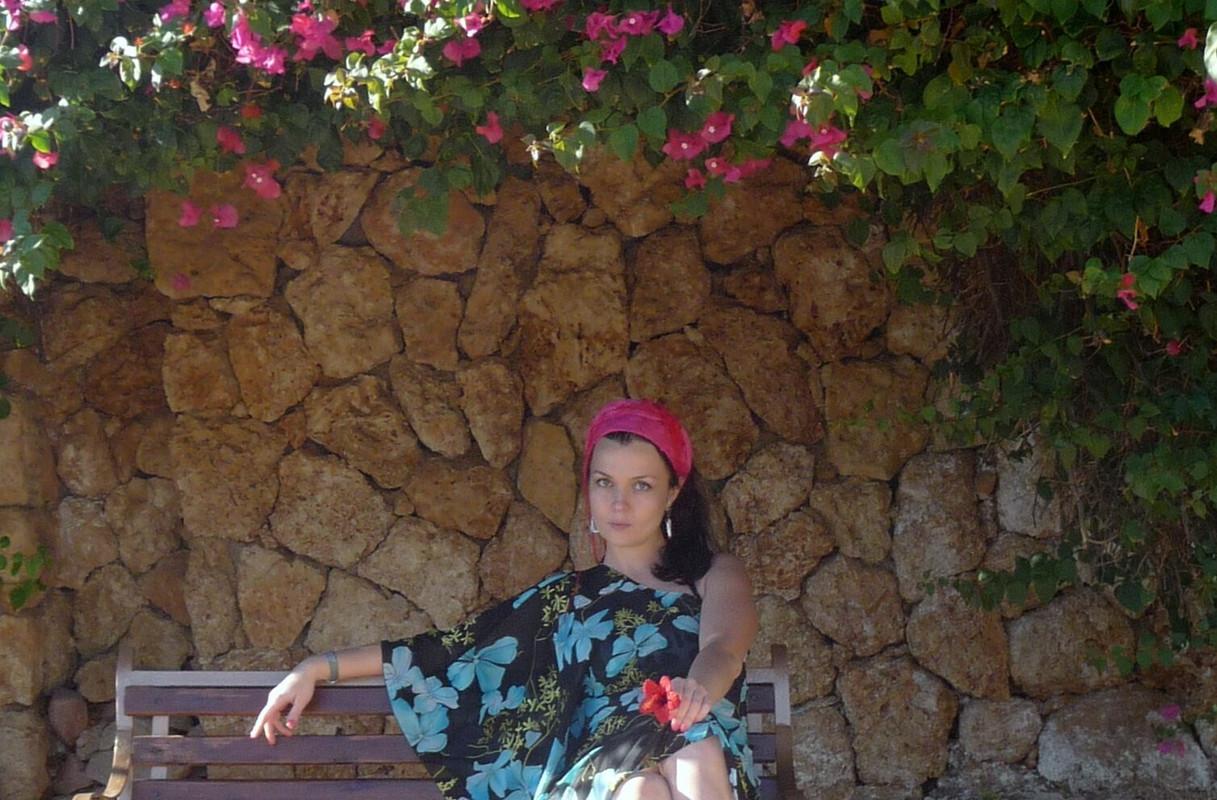 Пляжное платье от MarinaFranchuk