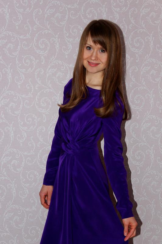 Упрямое платье