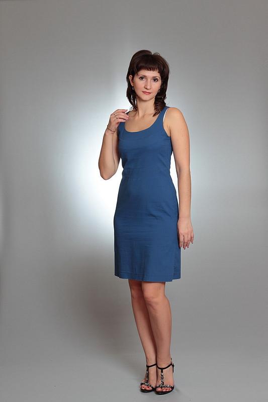 Идеальная модель платья