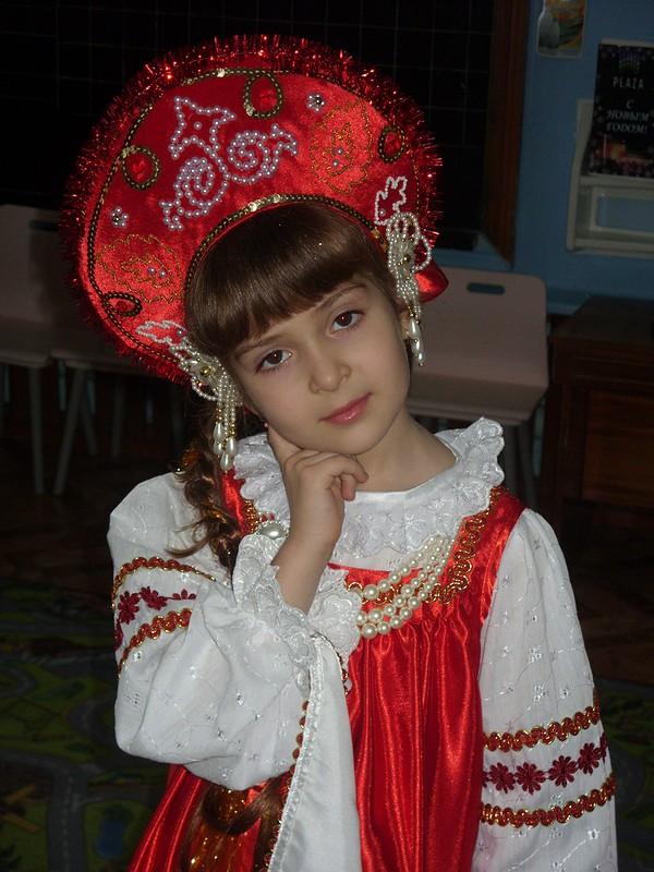 Моя Василиса Прекрасная!