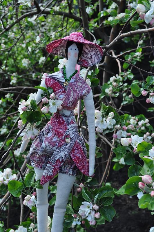 Весной повеяло))