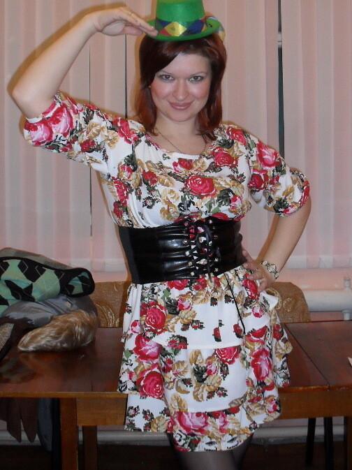 Платье «Привет ЛЕТУ!» от murmause