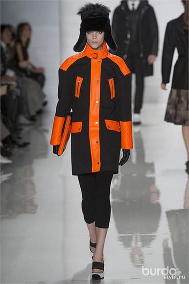 Модные пуховики икуртки длязимы—весны 2014