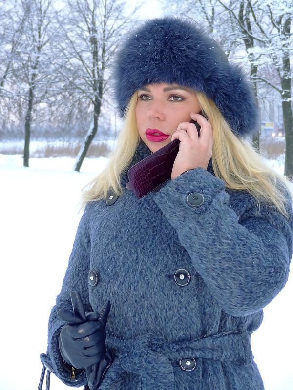 Зима всинем от YliaM