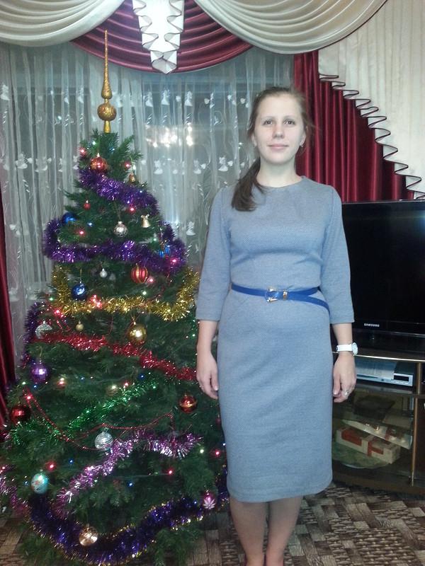 Платье наудачу.