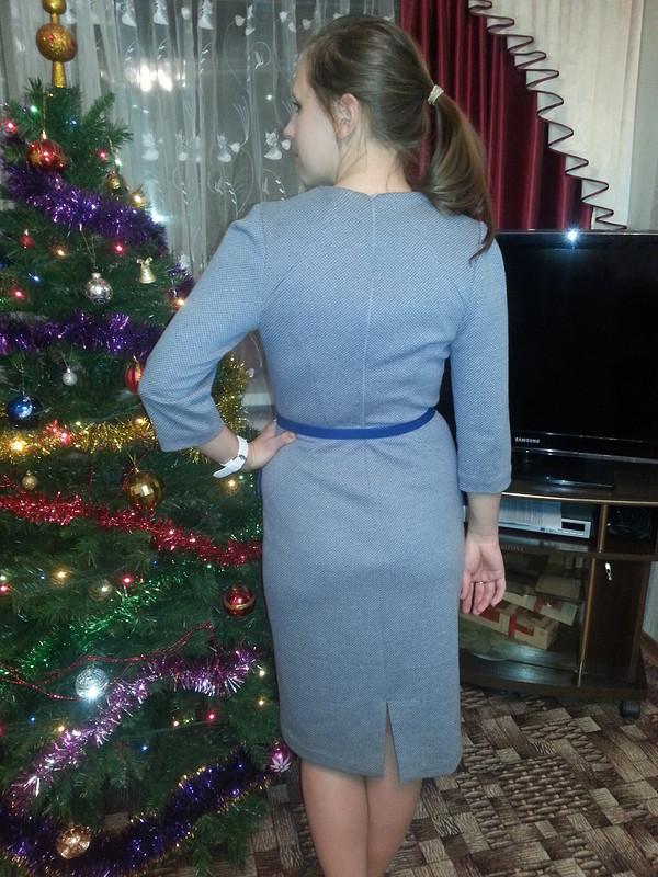 Платье наудачу. от Елена Ник Сафонова