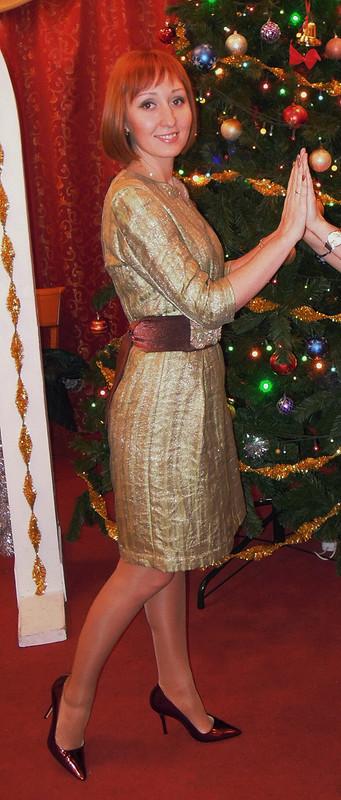 Новогодняя позолота от Elegance