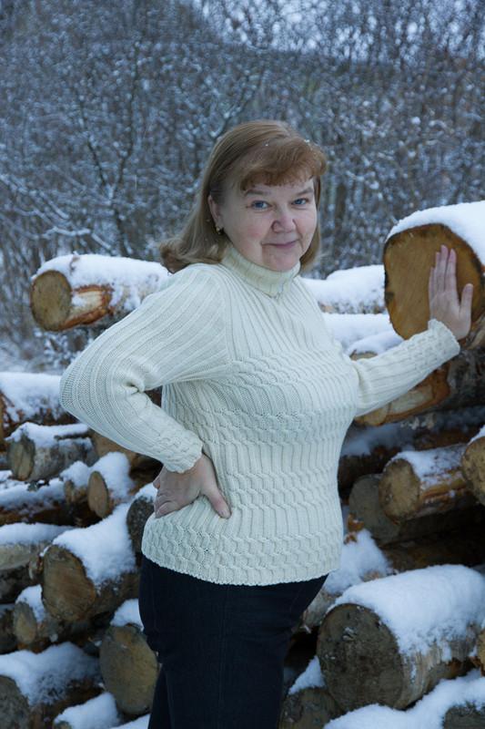 А где лыжи?....или откуда дровишки? от Елена  arvovna