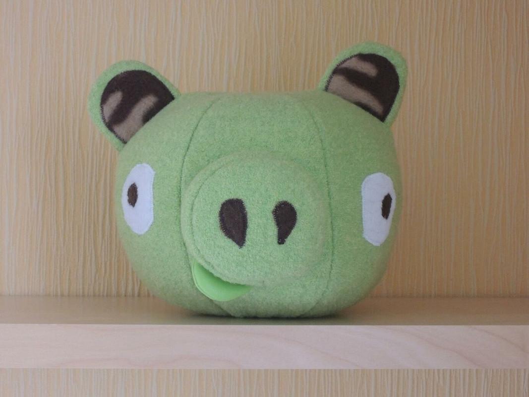 Свин из«Angry Birds»