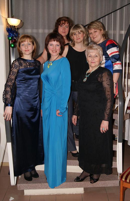 Платье наНовый год 2014 от Tanjushka-topotushka