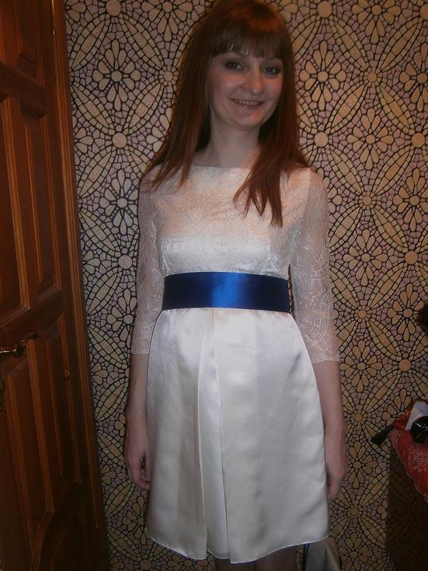 Свадебное платье дляподружки от levat