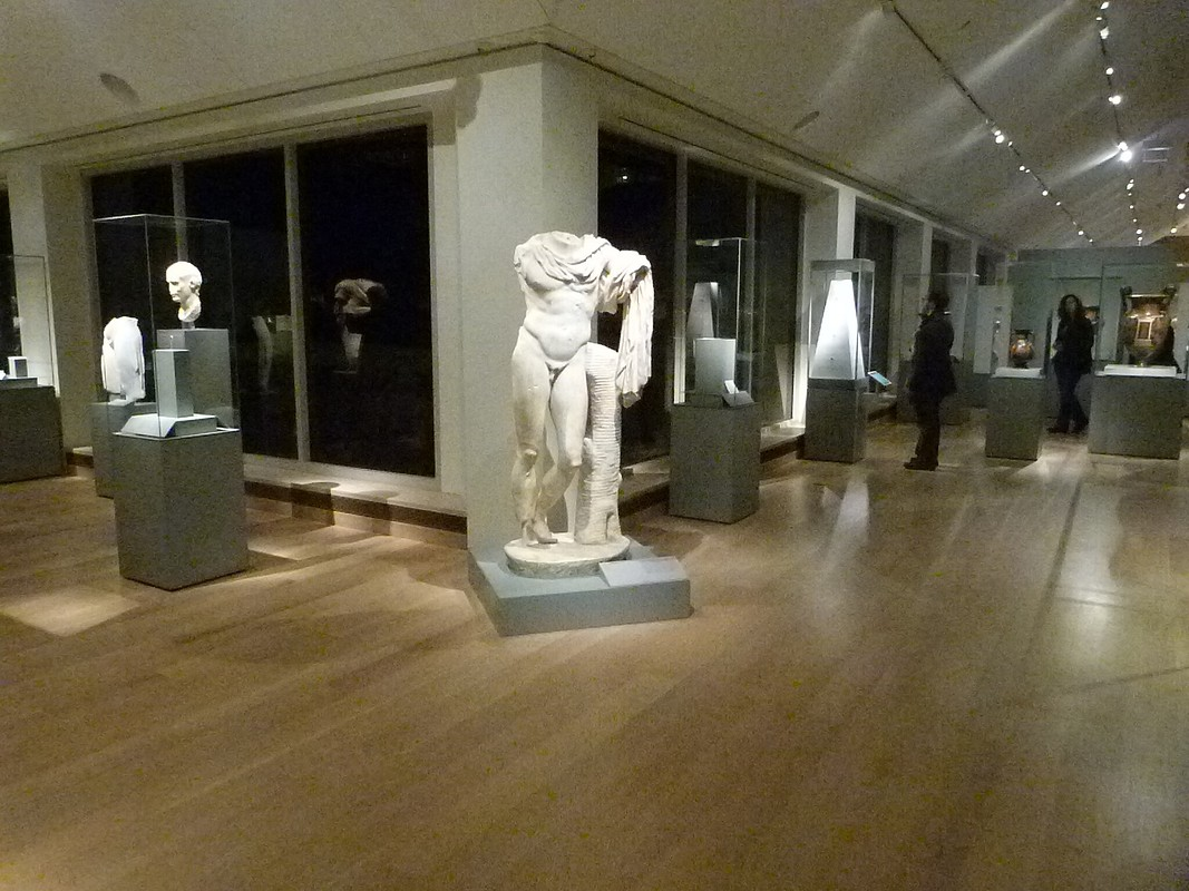 «С легким паром» вЧикаго музее искусств