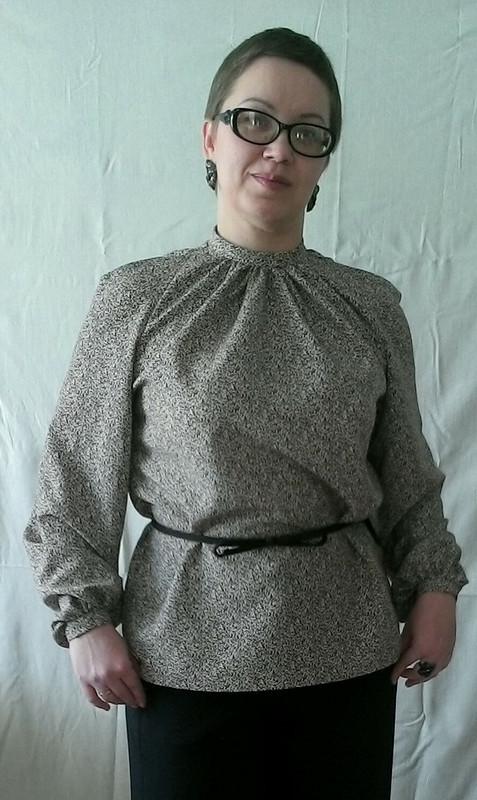 Блузка. от cholga