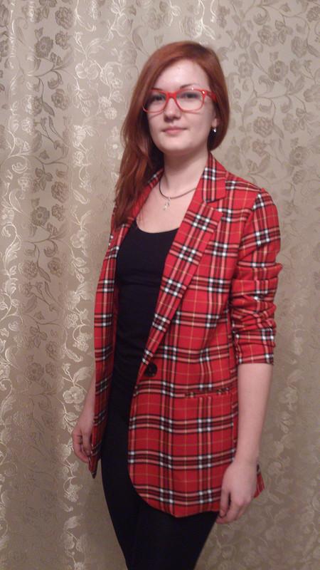 Красный квадрат))