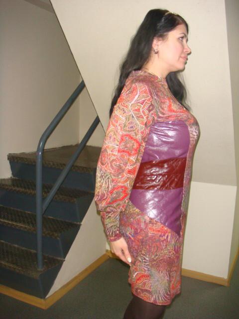 платье-пэчворк