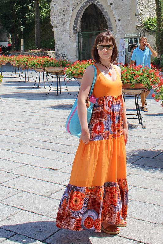 оранжевая радость от Adell