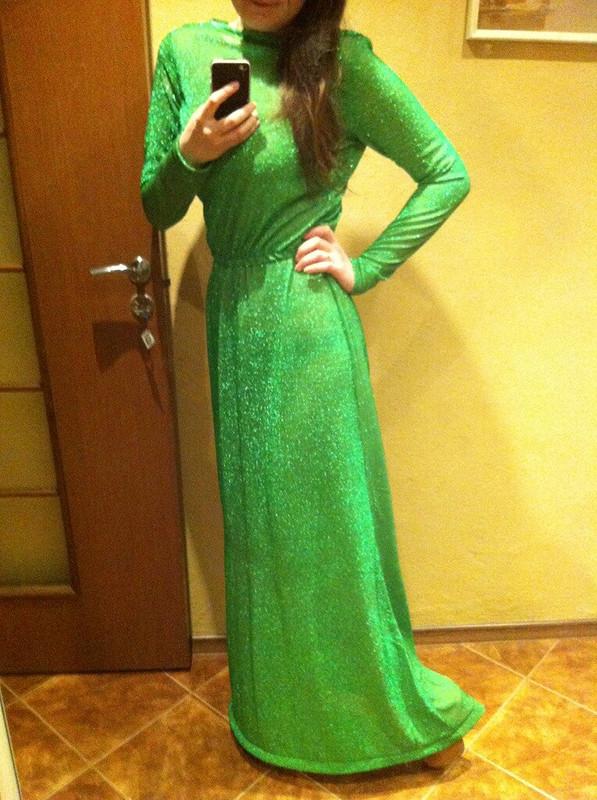 Платье впол от Schwed