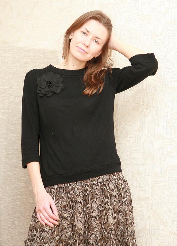 Пуловер от OLLLis