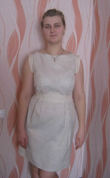 Платье изльна от Olga_Pol