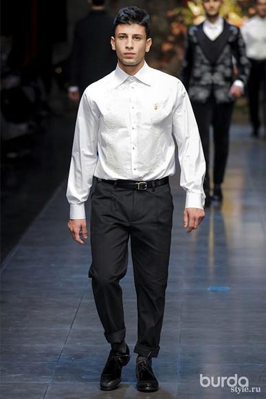 Мужские рубашки— тренды мировой моды