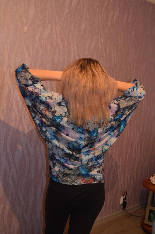 Первая блузка своими руками от Жена Буржуя