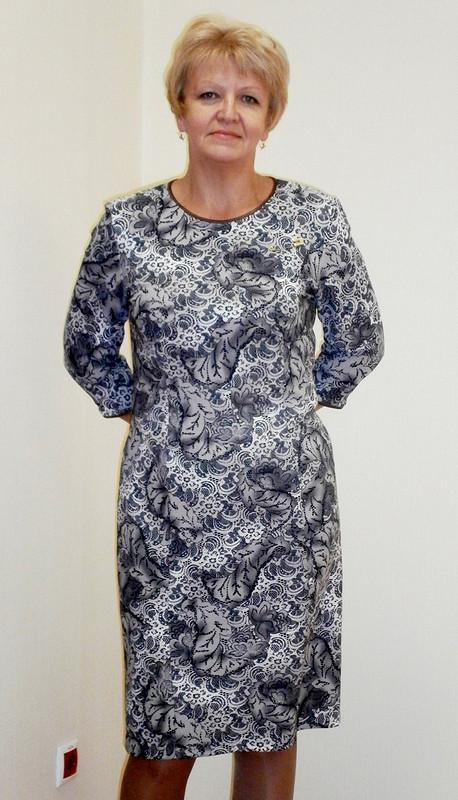 Одна выкройка - два платья от Ирина Буранова