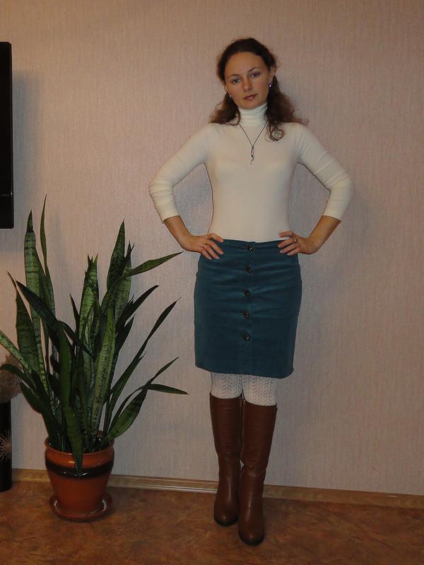 Любимая юбка от свет-ланка