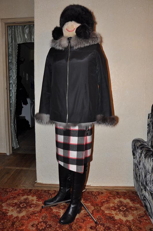 Зимняя юбочка от nushi
