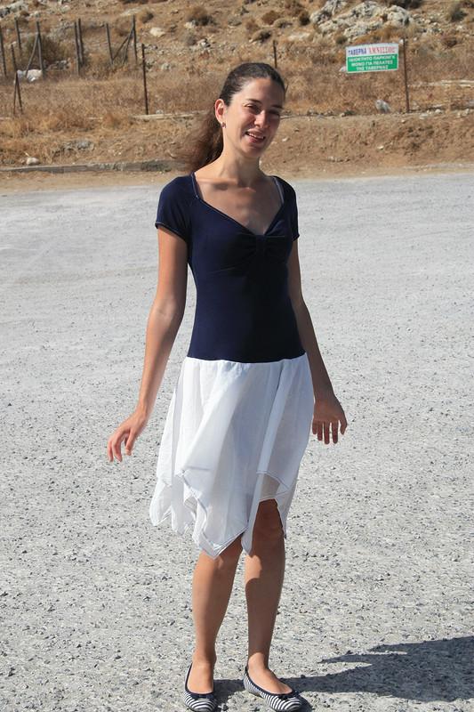 Морское платье от just_aquarius