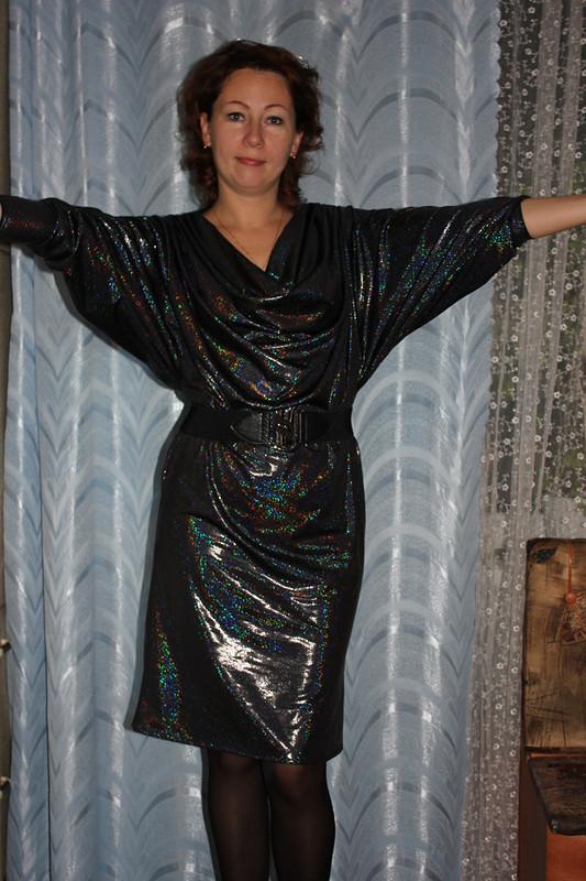 Новогоднее платье от irinka22