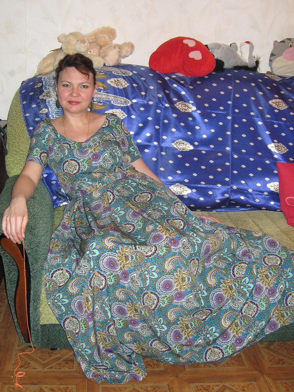 платье впол кНовому Году