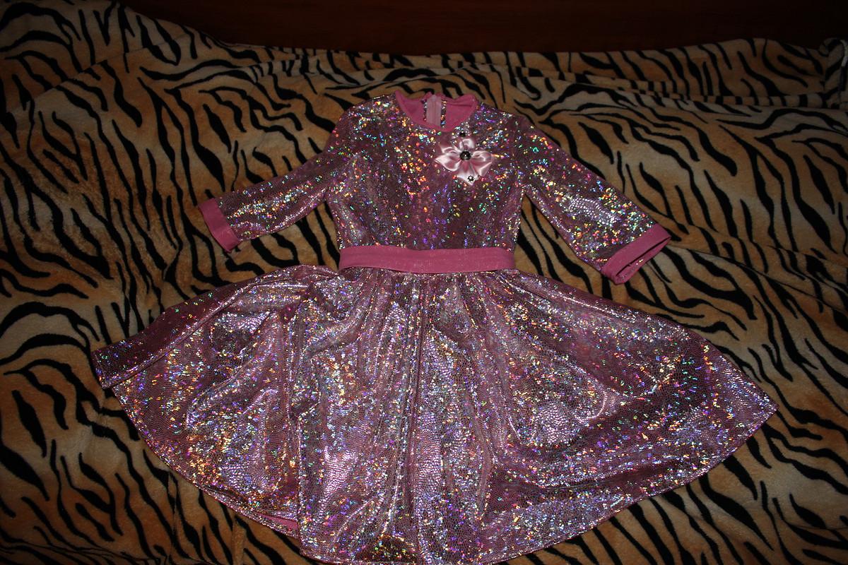 Платье дляплемянницы от irinka22