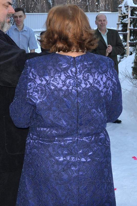 Платье дляЛарисы... от Mochalka