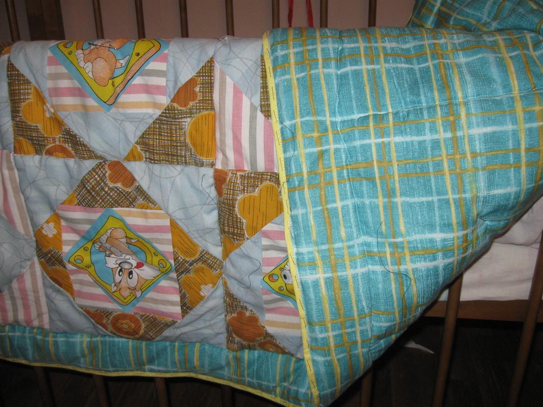 одеяло «Весёлые котята» от Annnna