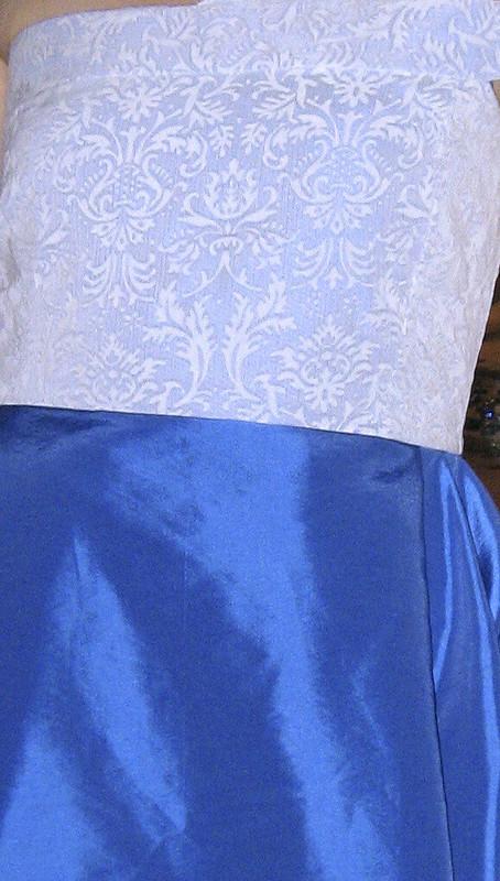 Синяя хотелка