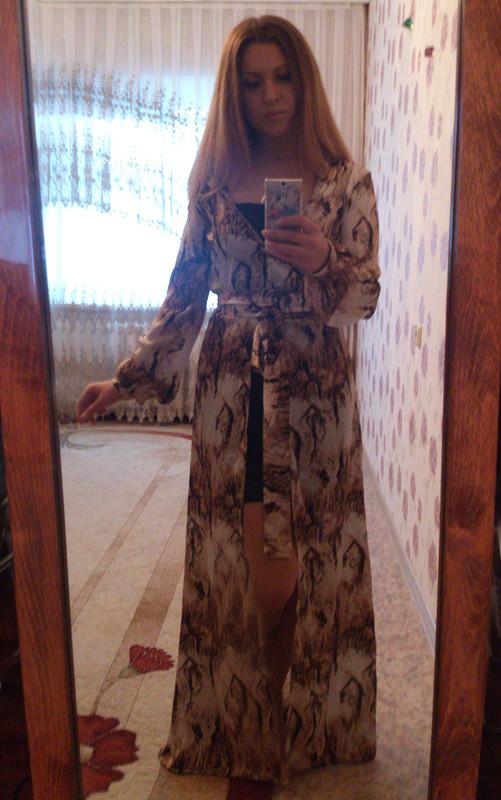 платье от lianasobol
