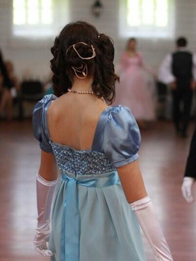 Платье встиле ампир от just_aquarius