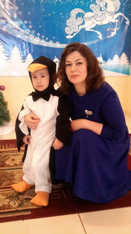 Новогодний детский костюм от chaika5