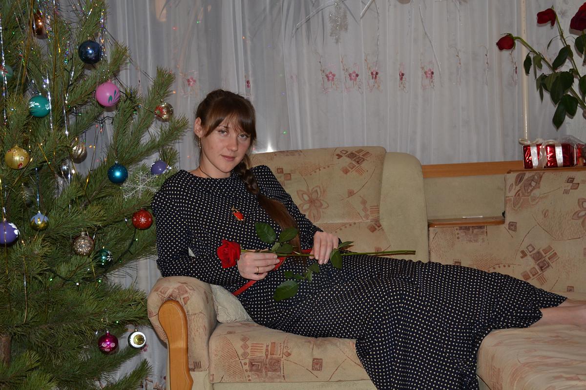 раз горох,два горох или платье как уСобчак от MarikaD