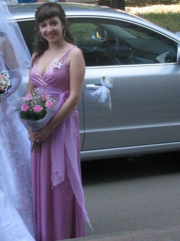 Платье-подружки невесты от Ксения Т
