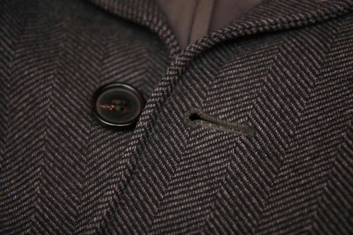 Мужское пальто от OLLLis