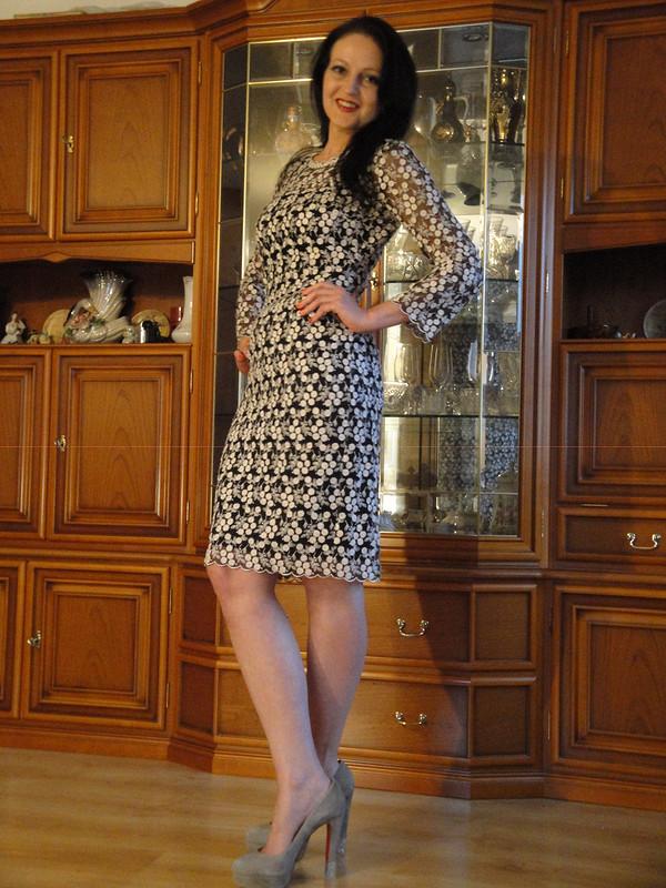 Платье наWeihnachten (Рождество).