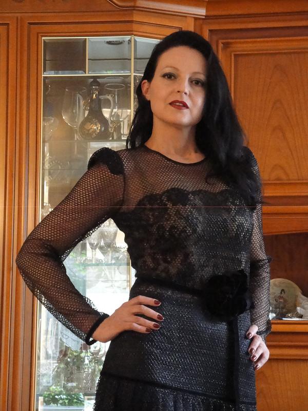 Платье а-ля Valentino. от Анжела LC