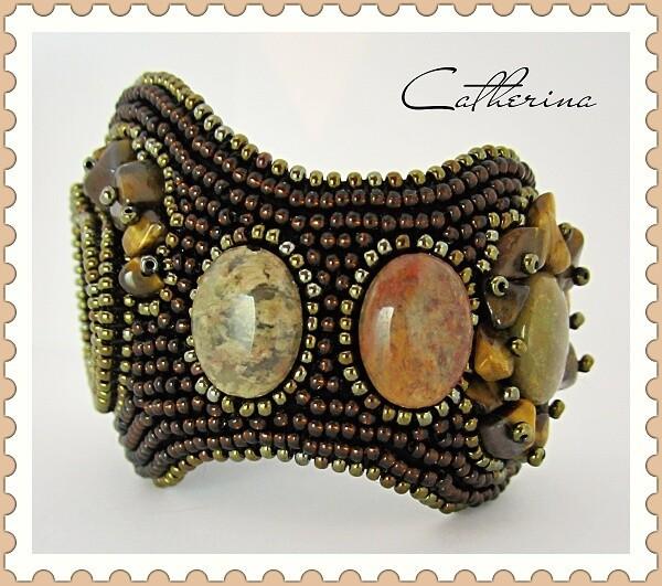 Золотая улитка от Catherina
