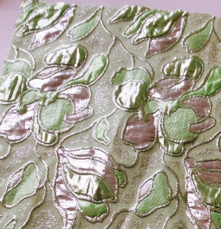 Нежная зелень от beladonna