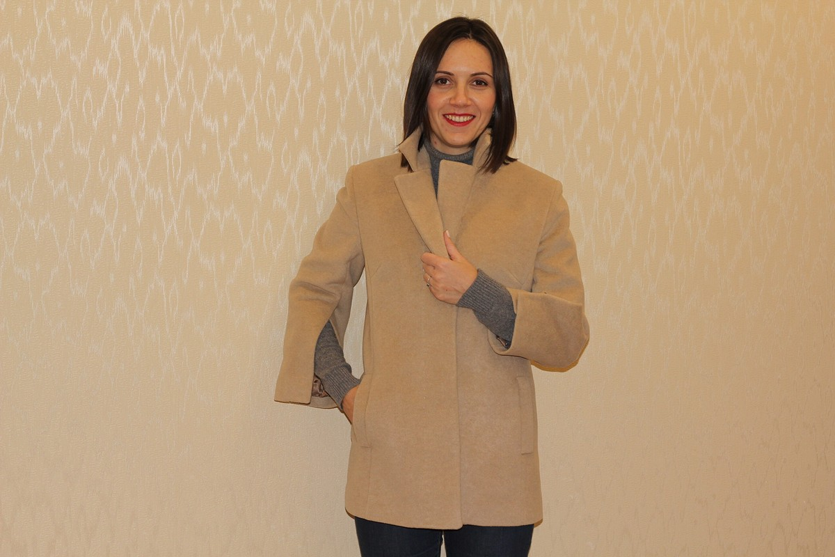 пальто от Emerald Bay